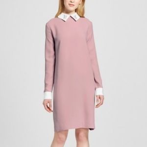 NWT Victoria Beckham for Target Pink Rabbit Dress